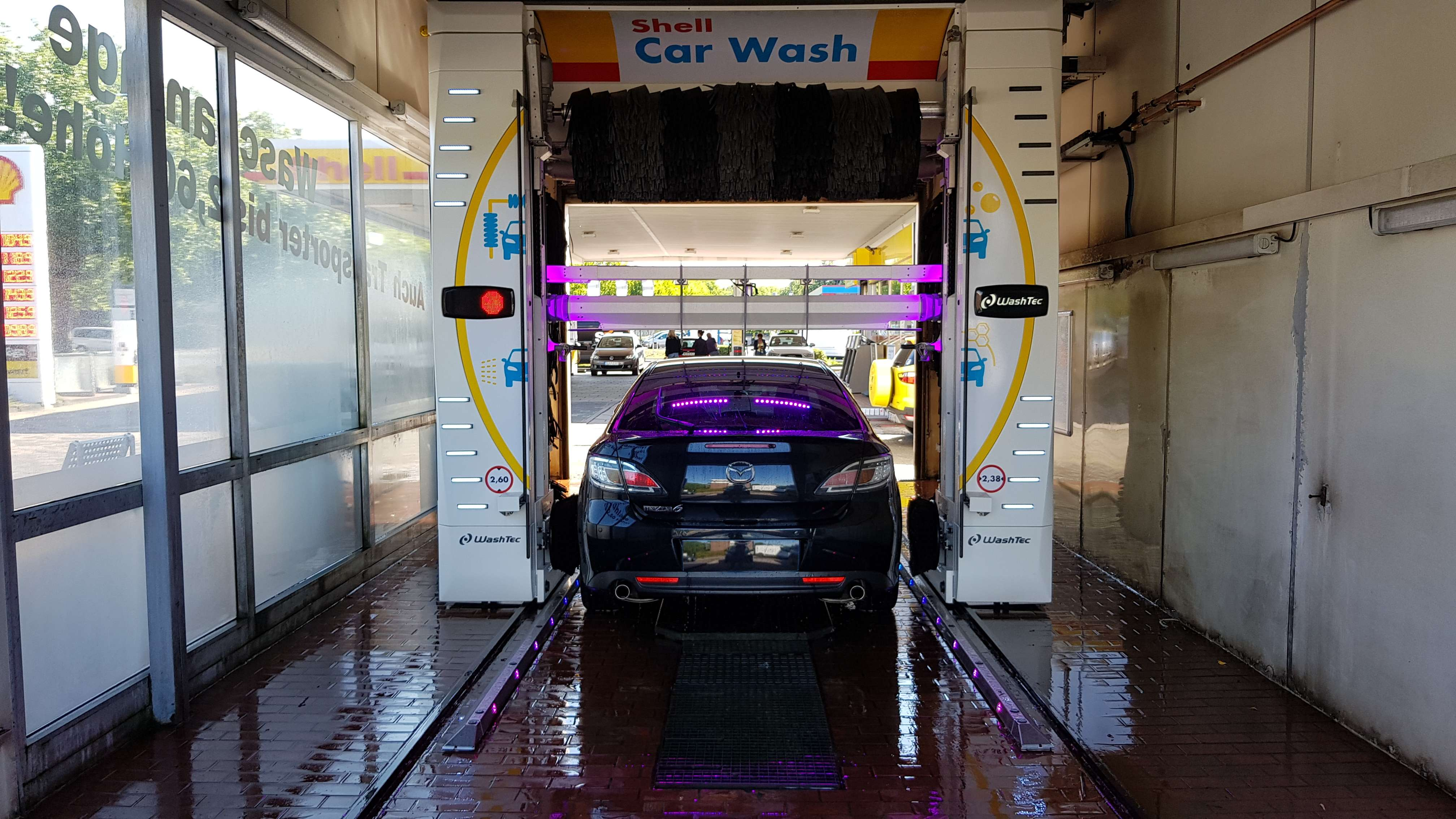 Shell Car Wash Erkrath